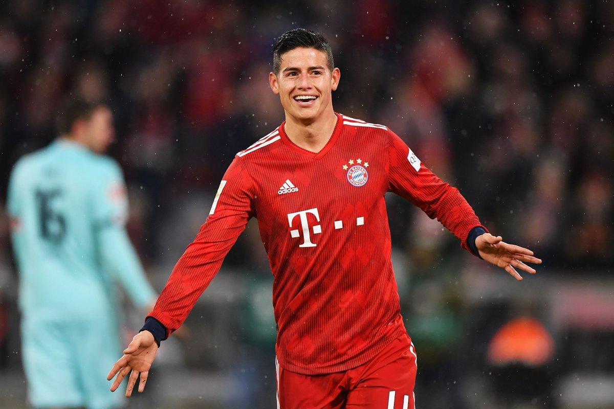 Cristiano Ronaldo quer James Rodríguez na Juventus