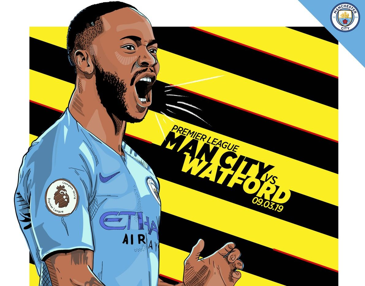 Manchester City x Watford