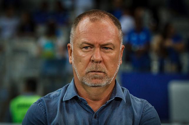 Bahia x Cruzeiro, Campeonato Brasileiro Fonte Nova