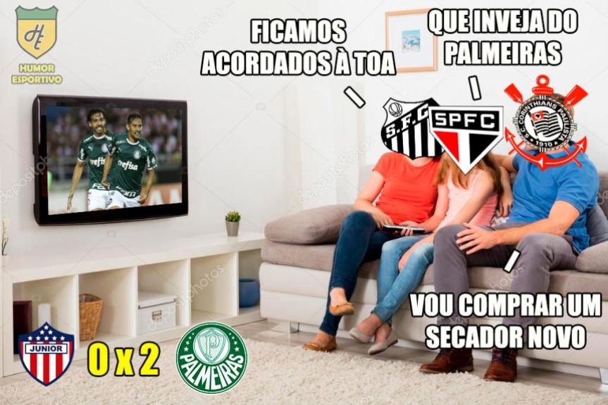 Veja Os 10 Melhores Memes Da Primeira Rodada Da Libertadores
