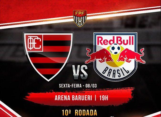 Oeste x Red Bull Brasil