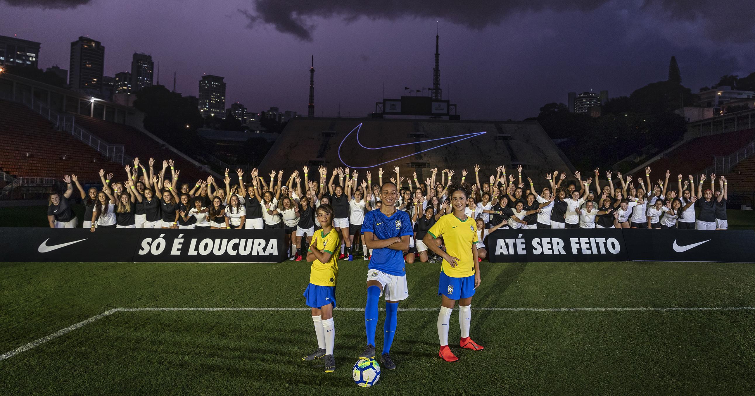 """""""Nike Futebol Clube"""""""