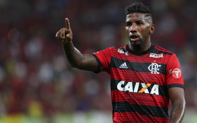 Rodinei Flamengo.