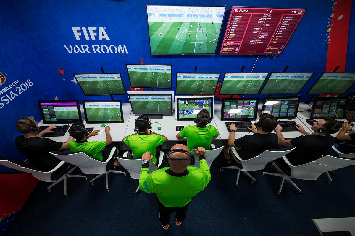 VAR na Copa do Mundo Feminina