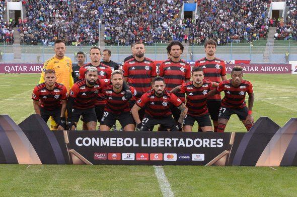 Willian Arão Se Destaca Em Estreia Do Flamengo Na