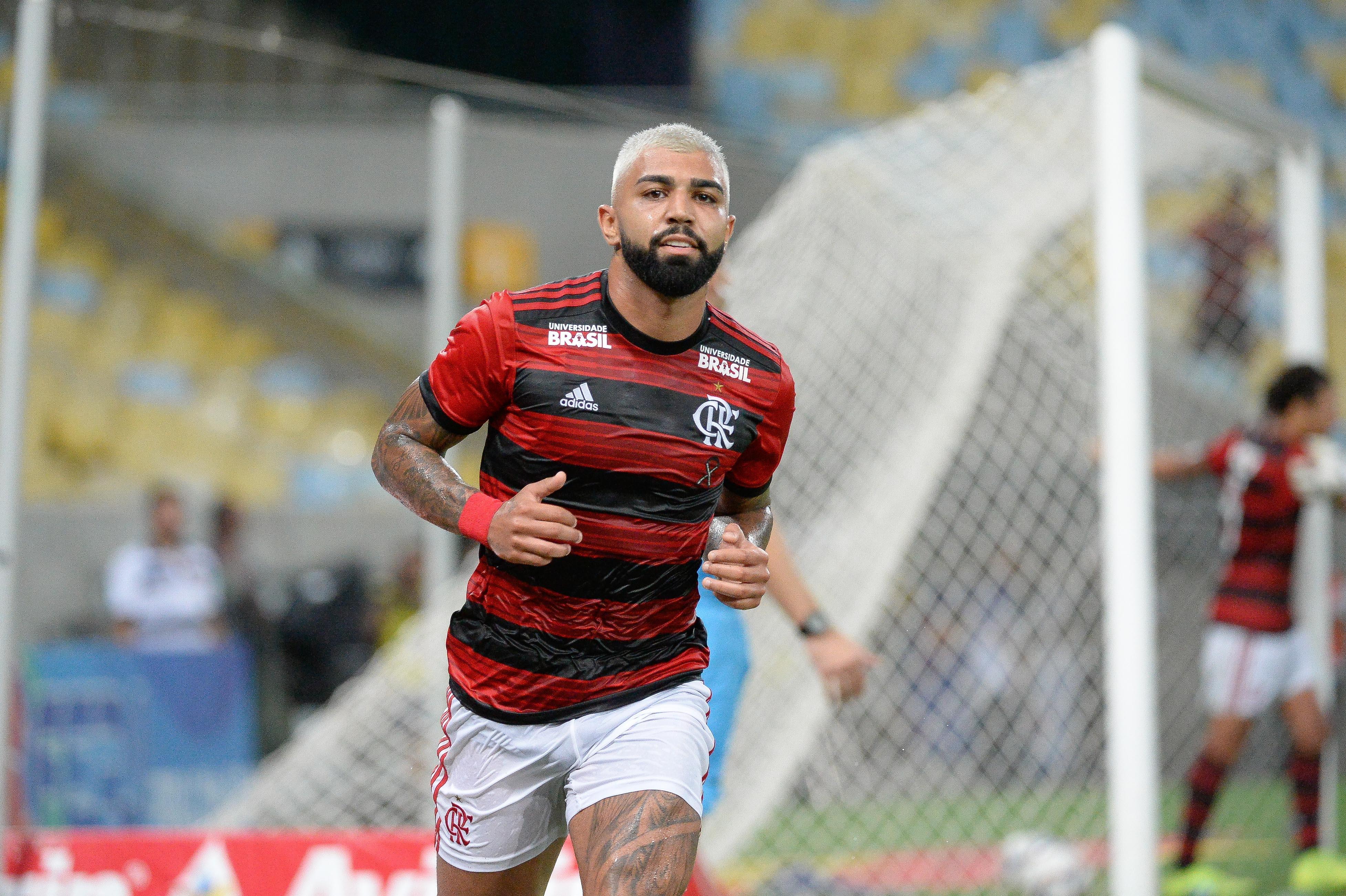 Gabigol continua na ponta da artilharia do Brasileirão