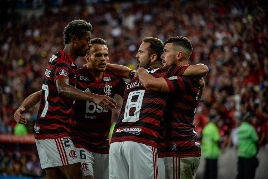 Flamengo escalação oficial
