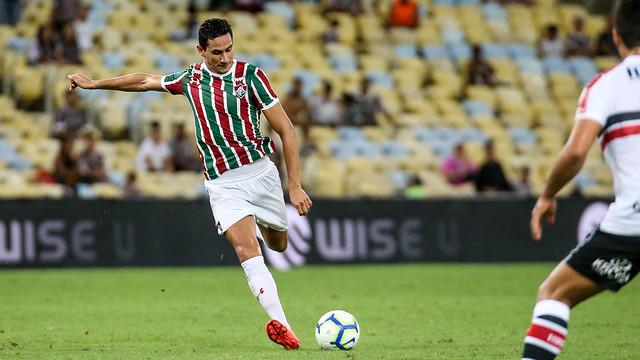 Paulo Henrique Ganso Fluminense x Santa Cruz - 17/04/2019