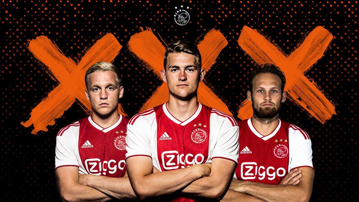 Ajax escalação x Tottenham Champions League
