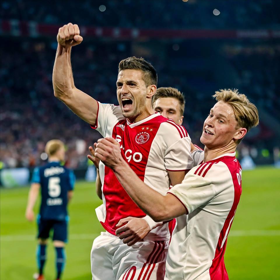 Tottenham X Ajax E Barcelona X Liverpool Disputam Vaga Na Final Da Liga Dos Campeoes Torcedores Noticias Sobre Futebol Games E Outros Esportes