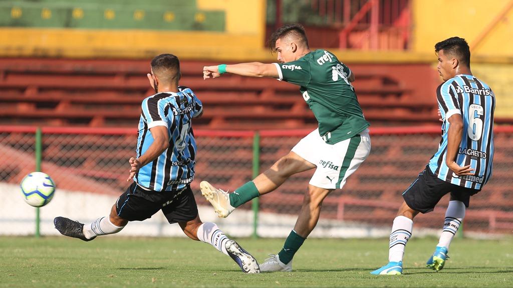 Grêmio e Palmeiras se enfrentam no Brasileirão Sub-20 ...