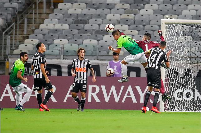 assistir aos melhores momentos da vitória do Galo pelo Grupo E da Libertadores diante do Zamora