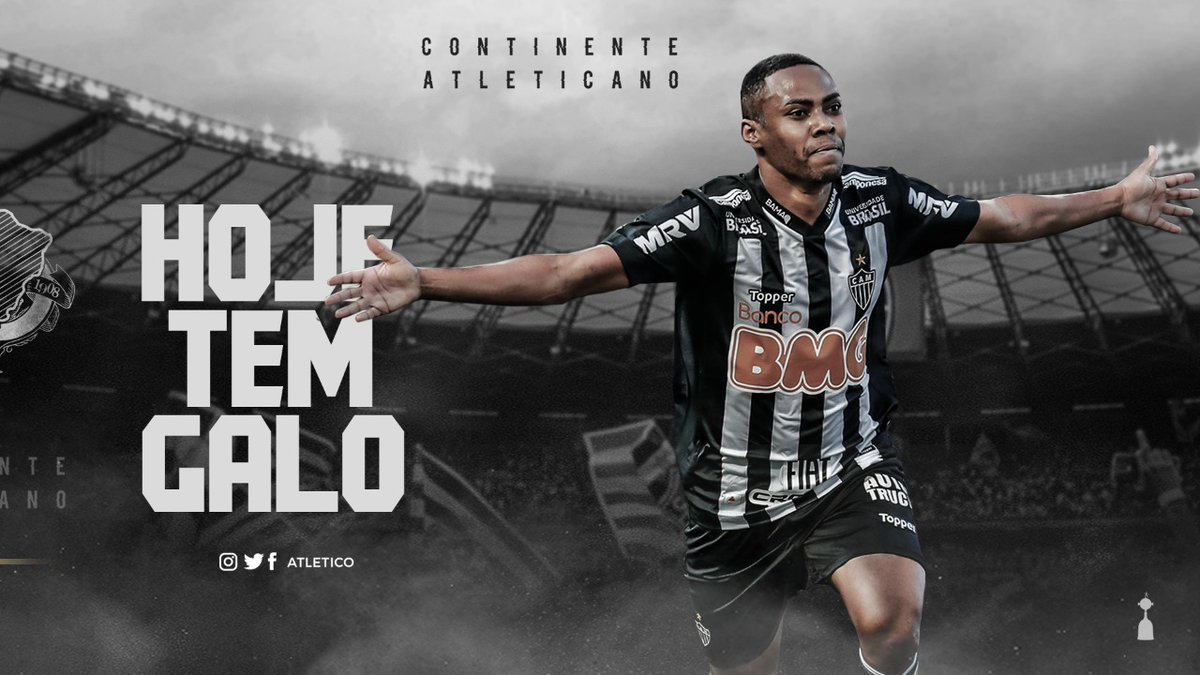 Atletico Mg X Nacional Uru Saiba Como Assistir Ao Jogo Da Libertadores Ao Vivo Online