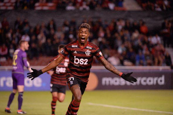 Flamengo está no grupo D da Libertadores 2019
