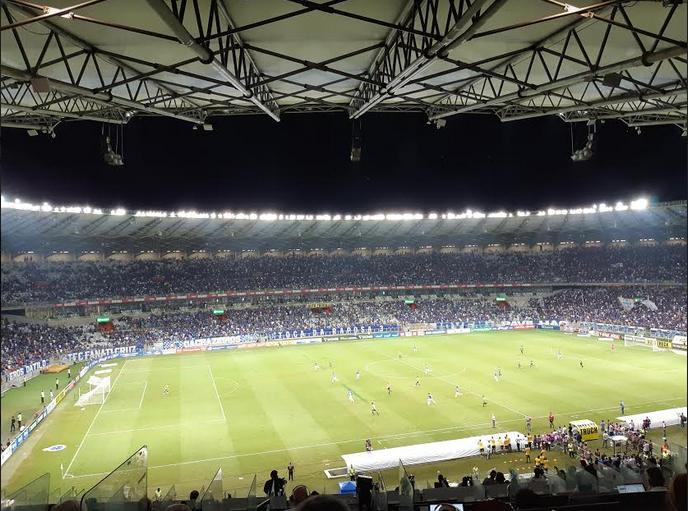 desemepenho do Cruzeiro no Mineirão . Raposa tem dois duelos Cruzeiro x Ceará e Cruzeiro x Goiás