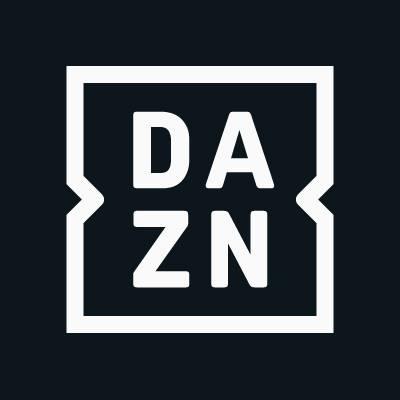 Logo oficial DAZN