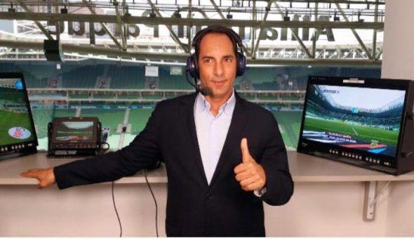 Edmundo no Fox Sports