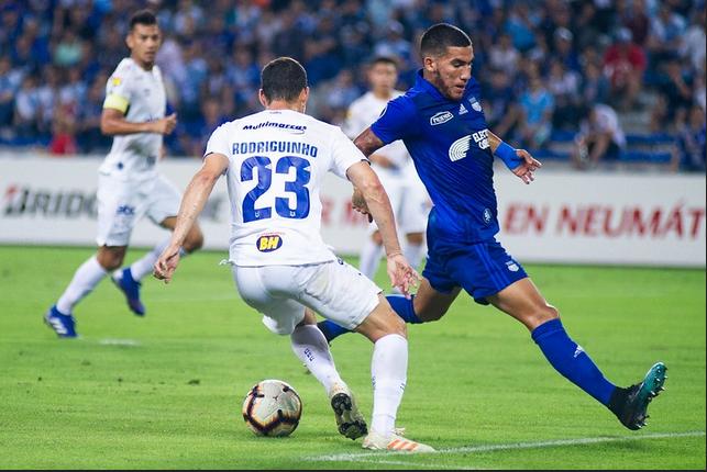 Cruzeiro até agora está 100% na Libertadores e é dono da melhor campanha na fase de grupos