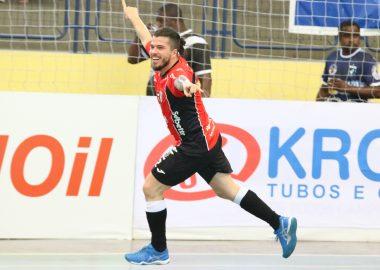 Joinville x Intelli é um confronto decisivo para as equipes melhorarem na classificação da LNF. Com uma partida apenas, os times ocupam a décima sétima e a décima quarta posições respectivamente na Liga.