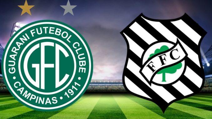 Guarani x Figueirense estreiam na Segundona em busca da primeira vitória para começar bem a competição. Vantagem para o Bugre que começa a Segundona diante de sua torcia