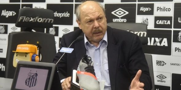 José Carlos Perez - Santos