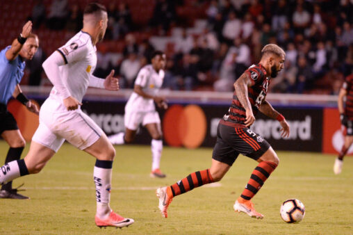 Flamengo x LDU tempo real