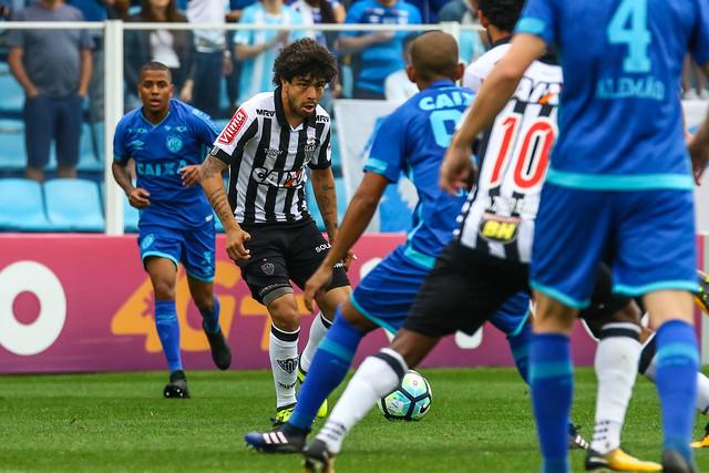 Atlético-MG x Avaí voltam a se enfrentar após dois anos