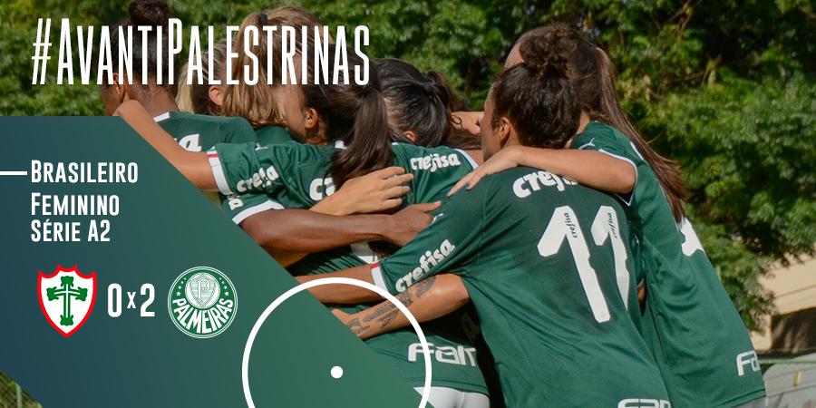 Palmeiras Brasileirão futebol feminino