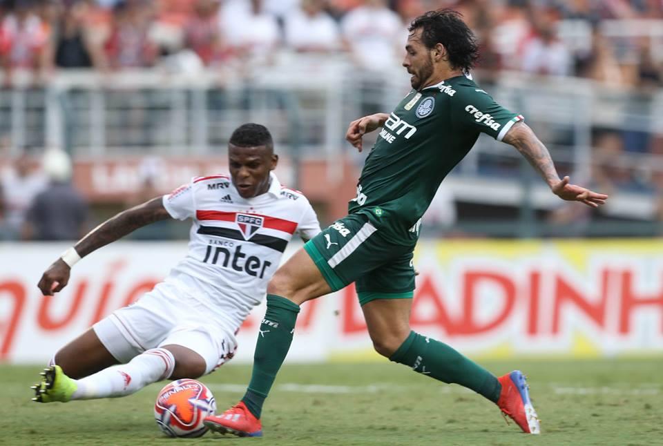 Palmeiras x São Paulo Choque-Rei