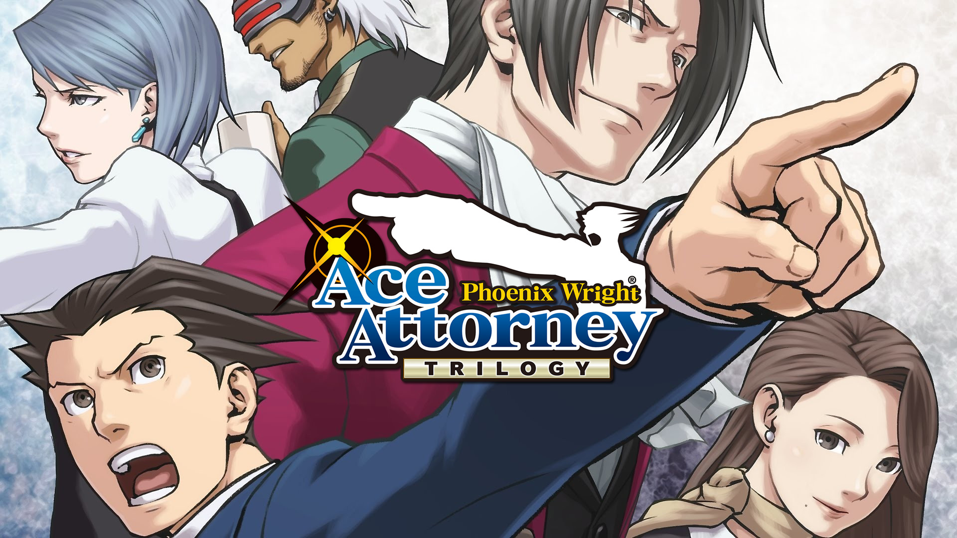 Resultado de imagem para Phoenix Wright: Ace Attorney