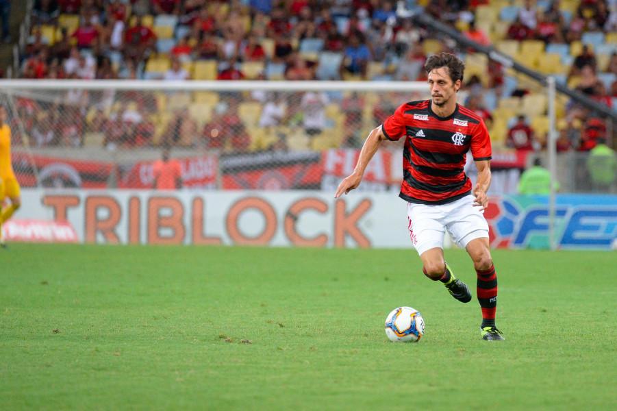 Rodrigo Caio, zagueiro do Flamengo