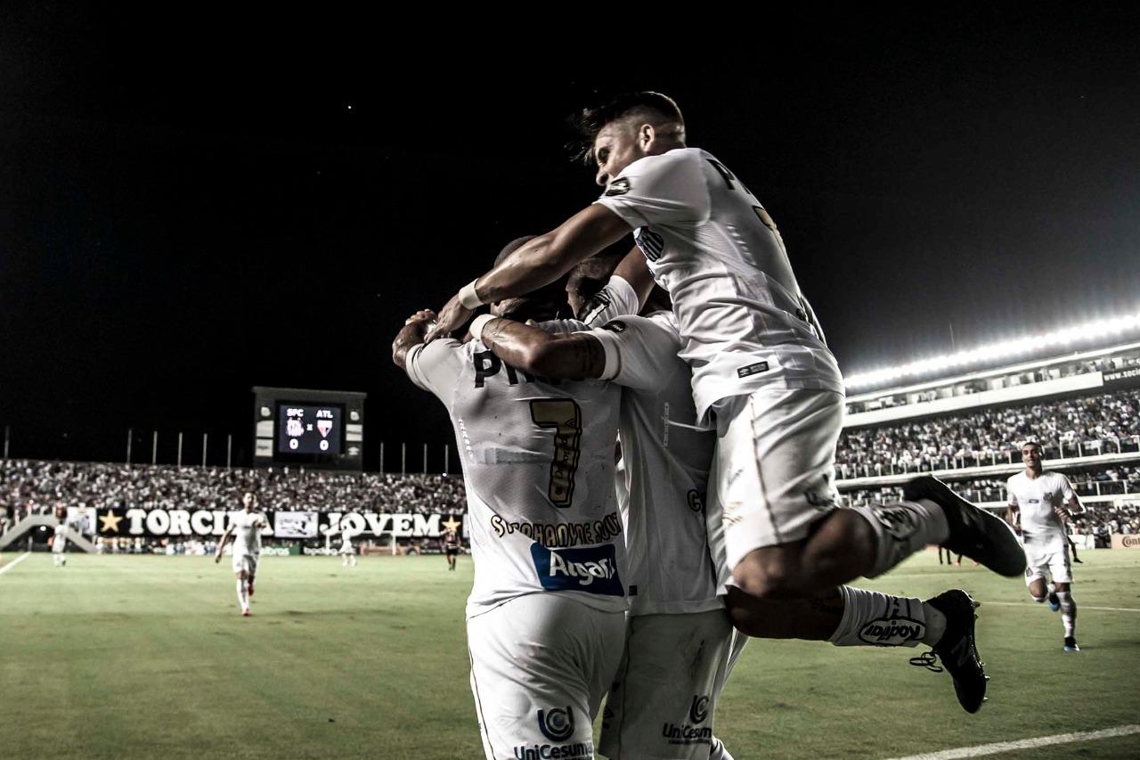 Santos X Atletico Go Assista Aos Melhores Momentos Do Jogo Pela Copa Do Brasil