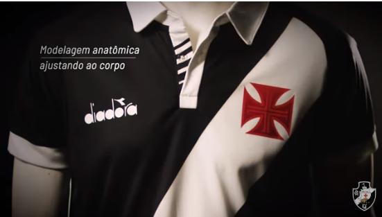 9951d95771 Vasco apresenta nova camisa com referências à luta contra o racismo ...