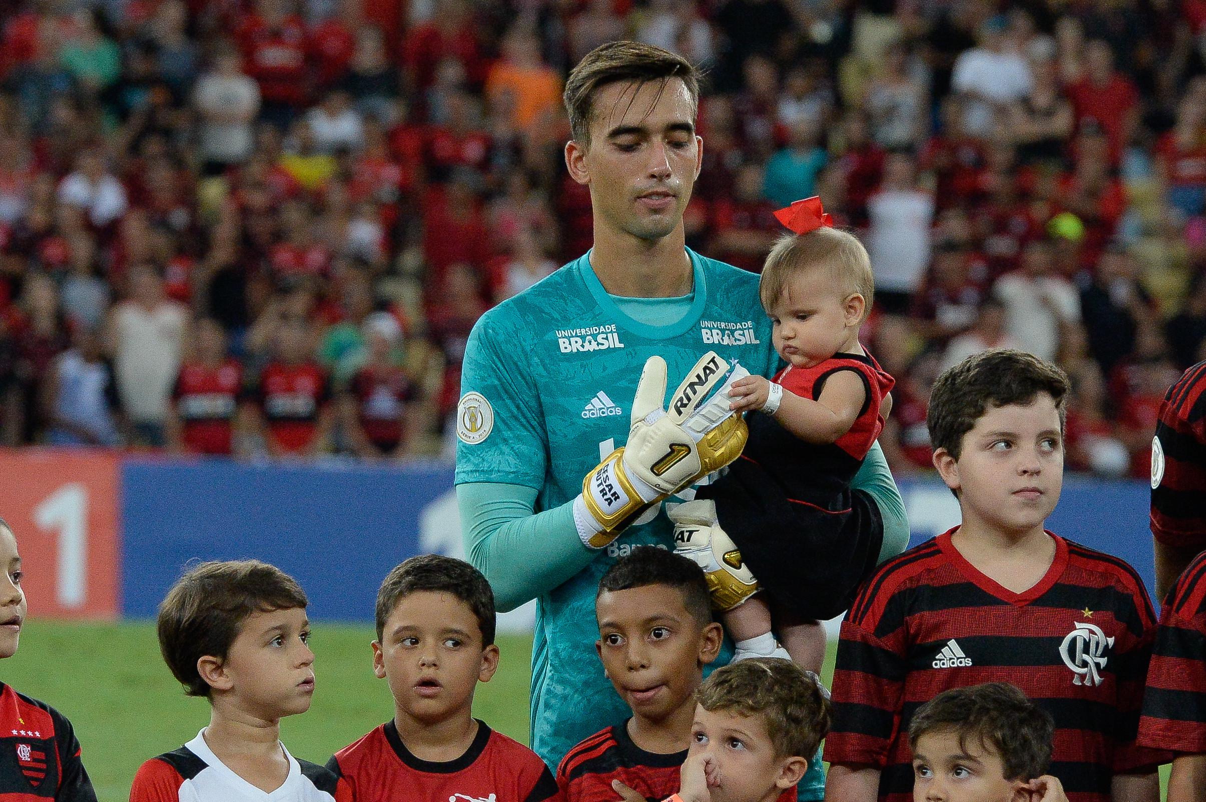 César no Flamengo