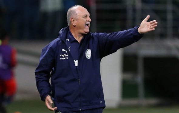 Palmeiras número de derrotas