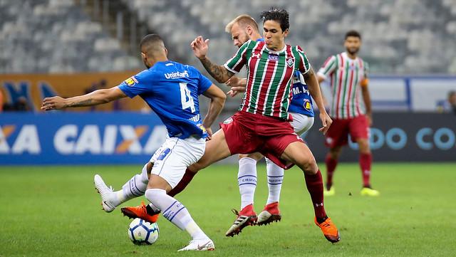 Cruzeiro x Fluminense x Cruzeiro