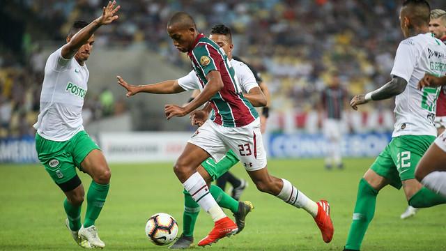 Atlético Nacional x Fluminense