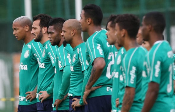 Reforçado, Palmeiras vai mudar contra o Bahia; veja a provável escalação