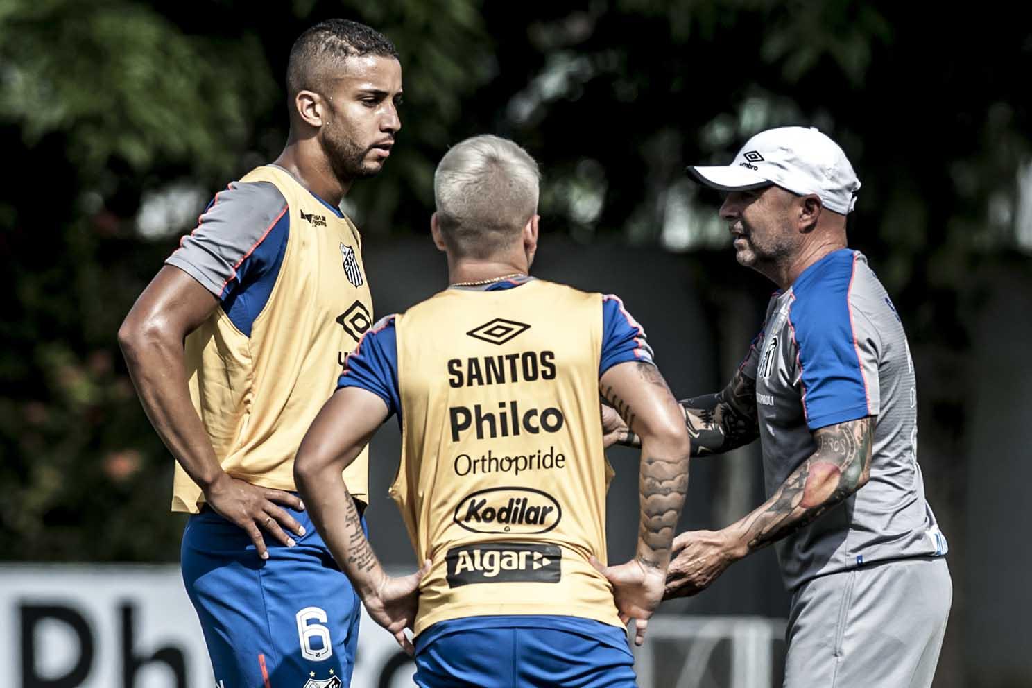 Santos retornos Sampaoli