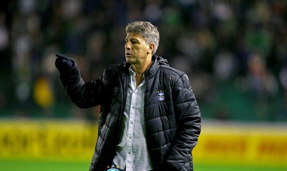 Renato Portaluppi Grêmio Renato Gaúcho