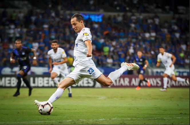 DM do Cruzeiro atualiza situações de Edílson e Rodriguinho departamento médico