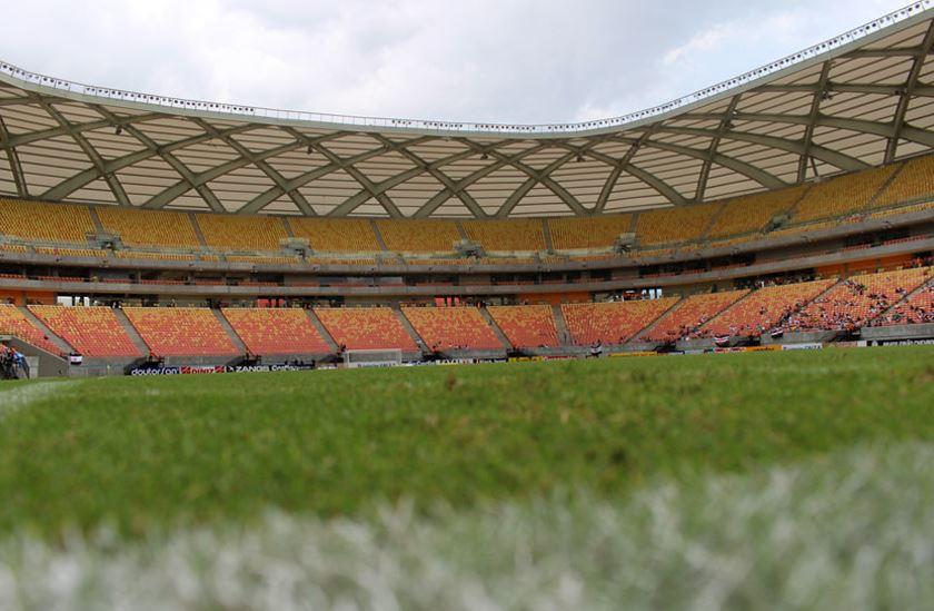 Arena da Amazônia, em Manaus, recebe um dos jogos da 3ª rodada do Brasileirão; acompanhe a programação