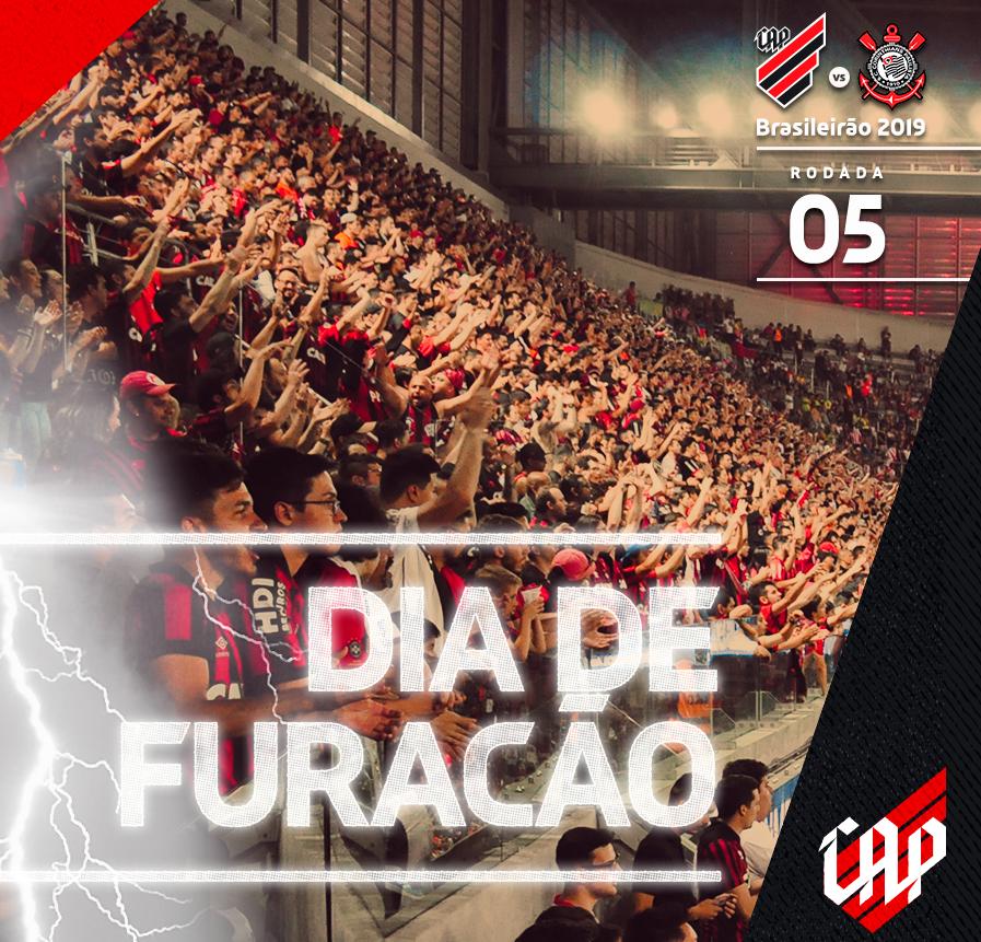 Athletico Paranaense x Corinthians