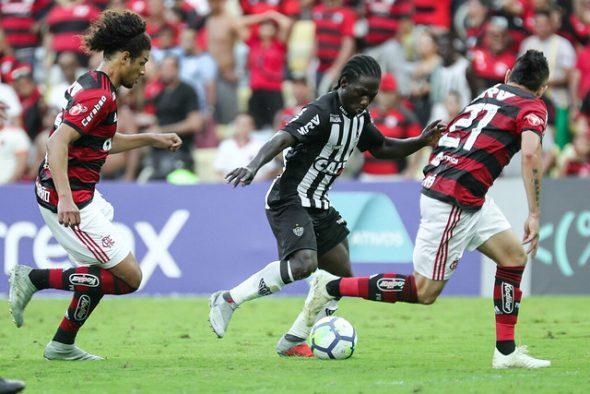 Jogo entre Flamengo e Atlético-MG pelo Brasileirão será na Arena Independência