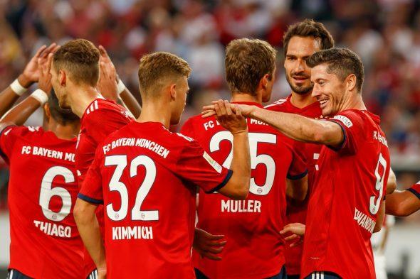 Bayern de Munique perto do título alemão