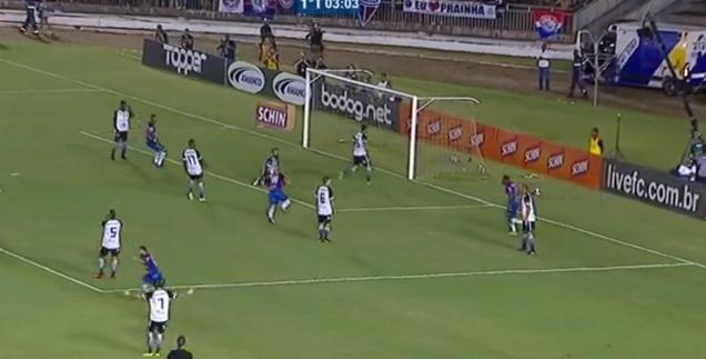 Botafogo Pb X Fortaleza Assista Aos Melhores Momentos Da Partida