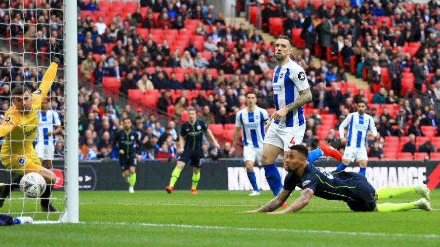 Jogo entre Brighton e Manchester City é válido pela última rodada da temporada da Premier League