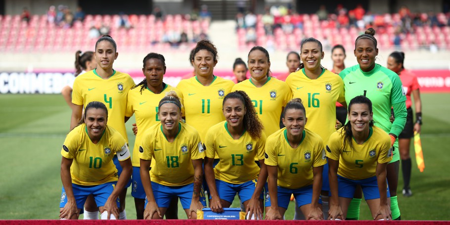 Convocação seleção feminina Copa do Mundo
