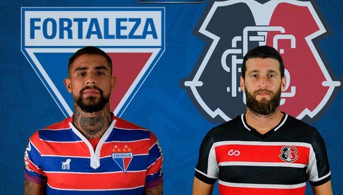 Fortaleza e Santa Cruz se enfrentam pela primeira vez em 2019