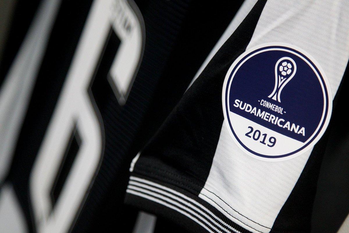 brasileiros na Copa Sul-Americana: Botafogo